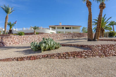 Lake Havasu City Single Family Home For Sale: 2000 Palmer Dr