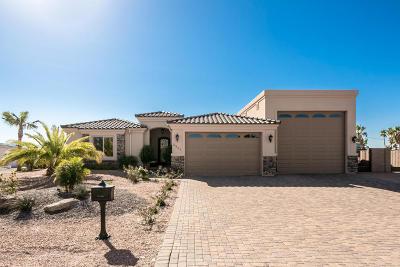 Lake Havasu City AZ Single Family Home For Sale: $995,000