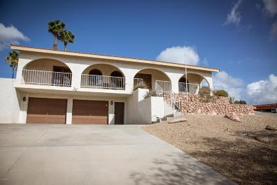 Lake Havasu City Single Family Home For Sale: 2811 Holiday Dr