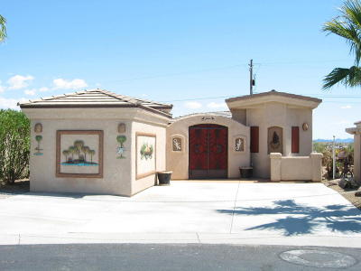 Lake Havasu City Manufactured Home For Sale: 1905 Victoria Farms Rd #84
