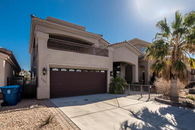 Lake Havasu City AZ Single Family Home For Sale: $449,900