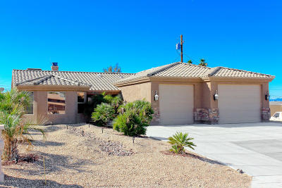 Lake Havasu City Single Family Home For Sale: 1671 Riverbelle Dr
