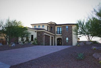 Havasu Foothills Estates Single Family Home For Sale: 5060 Circula De Hacienda