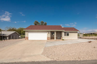 Lake Havasu City Single Family Home For Sale: 3719 Indian Hills Dr