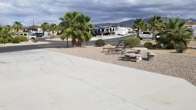 Lake Havasu City Residential Lots & Land For Sale: 1905 Victoria Farms Rd. #267 Rd