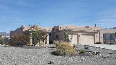 Lake Havasu City Single Family Home For Sale: 3841 Yucca Dr