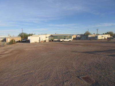 Quartzsite Commercial For Sale: 355 N Central Blvd