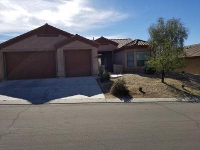 Bullhead City Single Family Home For Sale: 2830 Fort Mojave Dr