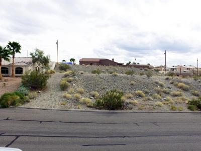 Lake Havasu City Residential Lots & Land For Sale: 3240 Amigo Dr
