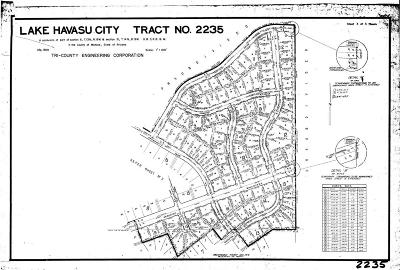 Lake Havasu City Residential Lots & Land For Sale: 170 Opposum Dr