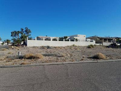 Lake Havasu City AZ Residential Lots & Land For Sale: $169,000