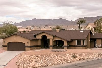 Lake Havasu City Single Family Home For Sale: 4146 E Trimaran Pl