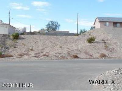 Lake Havasu City Residential Lots & Land For Sale: 3617 Pelican Dr