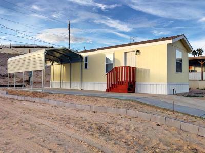Lake Havasu City Manufactured Home For Sale: 3597 Tourmaline St