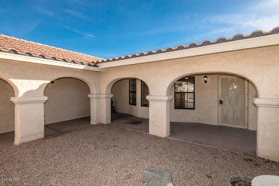 Lake Havasu City Single Family Home For Sale: 1740 Kirk Dr