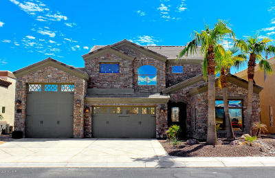 Lake Havasu City Single Family Home For Sale: 1012 Cala Rosa Dr