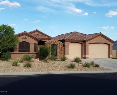 Bullhead City Single Family Home For Sale: 2758 Sidewheel Dr