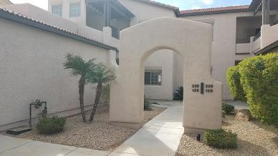 Lake Havasu City Condo/Townhouse For Sale: 2212 N Kiowa Blvd #128