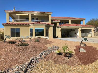 Lake Havasu City Single Family Home For Sale: 3605 Pelican Dr