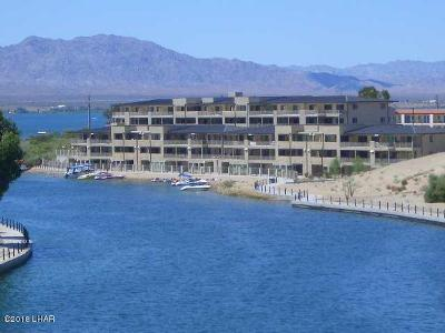 Lake Havasu City Condo/Townhouse For Sale: 94 London Bridge Road #309