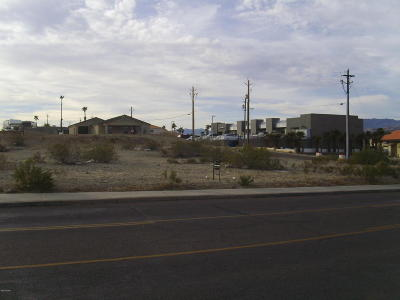 Lake Havasu City Residential Lots & Land For Sale: 1640 Magnolia Dr