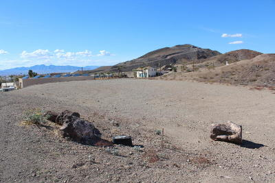 Lake Havasu City Residential Lots & Land For Sale: 4061 E Lake View Rd
