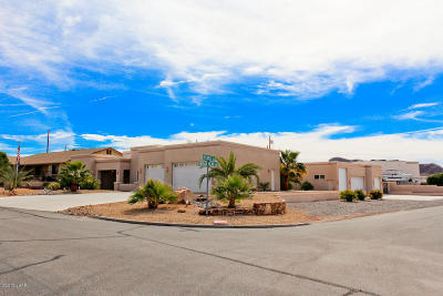 Lake Havasu City Single Family Home Active W/Contingency: 3000 Indian Head Dr