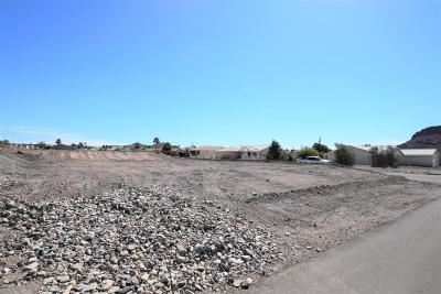 Lake Havasu City Residential Lots & Land For Sale: 3220 Baylor Dr