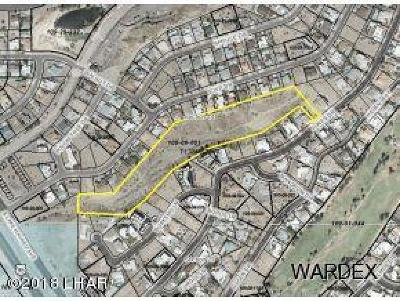 Lake Havasu City Residential Lots & Land For Sale: 491 Jones Dr