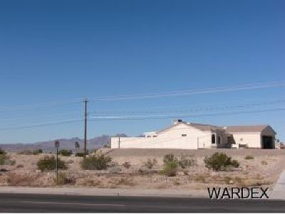 Lake Havasu City Residential Lots & Land For Sale: 2411 N McCulloch Blvd