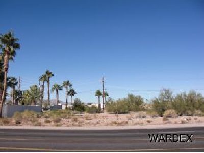 Lake Havasu City Residential Lots & Land For Sale: 2391 N McCulloch Blvd