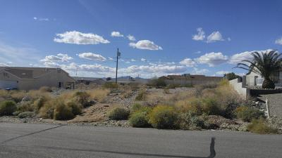 Lake Havasu City AZ Residential Lots & Land For Sale: $87,900