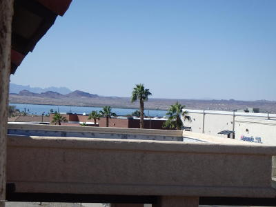 Lake Havasu City Condo/Townhouse For Sale: 1806 Swanson Ave #203