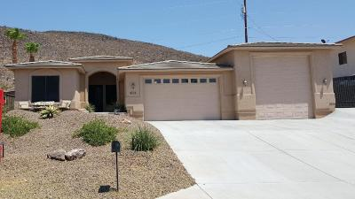 Lake Havasu City Single Family Home For Sale: 4124 Coral Reef Dr