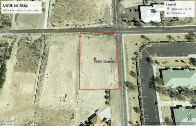 Bullhead City Residential Lots & Land For Sale: 2494 Riverview Dr