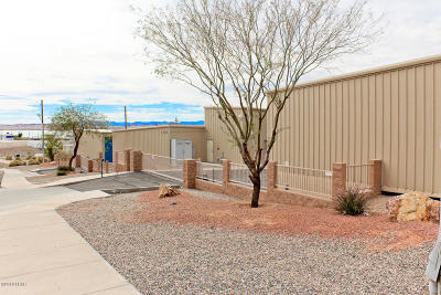 Lake Havasu City Commercial For Sale: 1585 Dover Ave #D-104