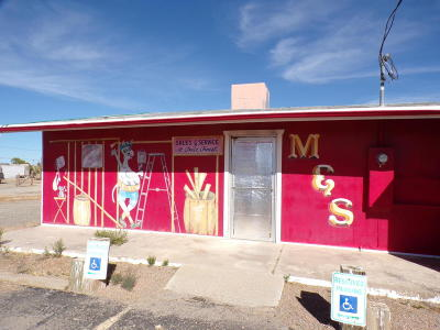 Salome Commercial For Sale: 38151 Center St