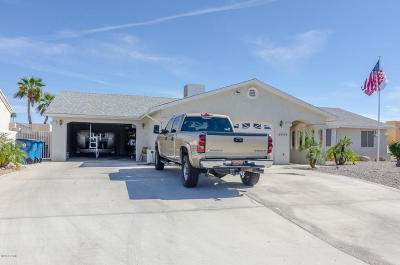 Lake Havasu City AZ Single Family Home For Sale: $375,000