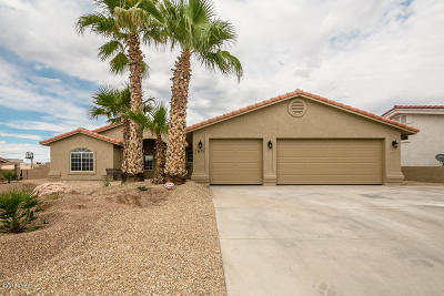 Lake Havasu City Single Family Home For Sale: 2615 Widgeon Dr
