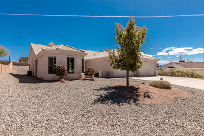 Lake Havasu City Single Family Home For Sale: 2520 Talisman Dr