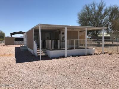 Quartzsite Residential Lots & Land For Sale: 585 S Connor Ln