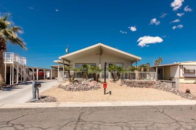 Lake Havasu City Manufactured Home For Sale: 3030 Mescalero Dr