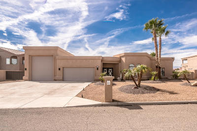 Lake Havasu City Single Family Home For Sale: 2111 Burke Dr