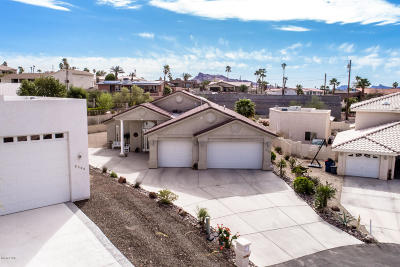 Lake Havasu City Single Family Home For Sale: 2392 Herbert Ln