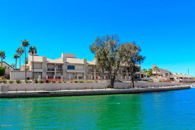 Lake Havasu City Condo/Townhouse For Sale: 1401 McCulloch Blvd N #63