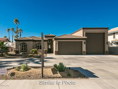 Lake Havasu City AZ Single Family Home For Sale: $284,900