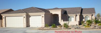 Lake Havasu City Single Family Home For Sale: 1961 On Your Level