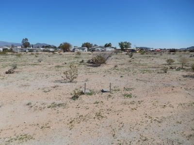 Salome Residential Lots & Land For Sale: 40065 Franco Ln