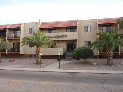 Lake Havasu City Condo/Townhouse For Sale: 1910 Swanson Ave #A13