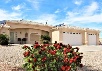 Lake Havasu City Single Family Home For Sale: 3567 Kiowa Blvd S
